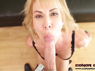 Erica Lauren - maturel lady POV sexual congress