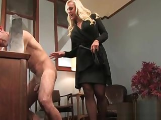 Incredible xxx scene BDSM great solo for you