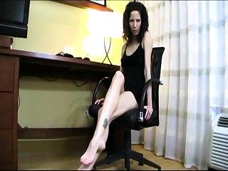 Erotic Vanessa Cages lowly fetish