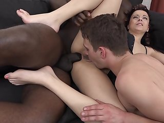 Bizarre Threesome