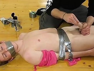 Free gay twink servitude movie tube The skimpy man gets his