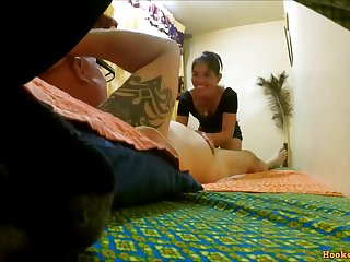 Arousing Thai massage oral with unmitigatedly happy ending