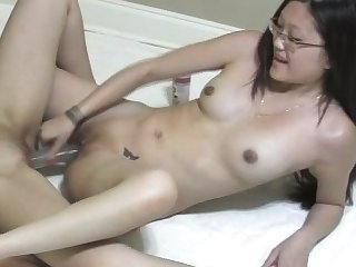 Amateur pov lesbian pussy toying in homemade law