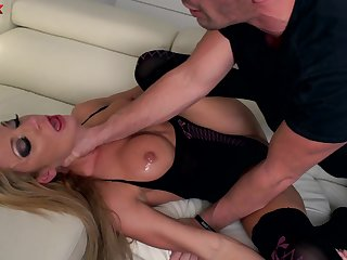Hot mature butt fucked until her make anent is ruined