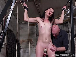 Untrained bondage and sex toys domination be required of milf