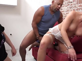 Slutty Wifey Wants To Take Disastrous Dick