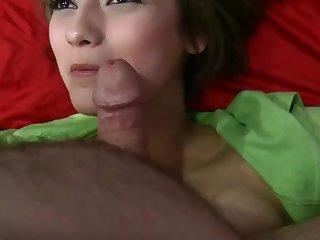 Amateurish Sandra gets fucked permanent