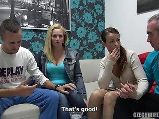 Czech Wife Swap 3 - full movie