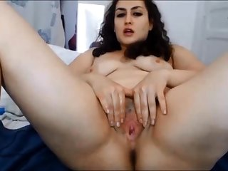 Brunette Solo Webcam Malediction